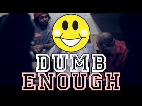 Papa J. - Dumb Enough ft. BTH and Poetic Death [Official Music Video]