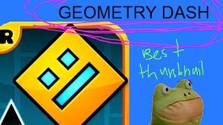 getlinkyoutube.com-Geometry Dash - Swirl (MLG FROG)