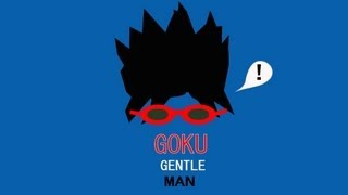 getlinkyoutube.com-Goku Gentleman-(Parody PSY HD ITALIAN)Dragon Ball M/V - By Salvatore La Monica