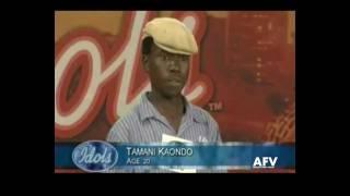 getlinkyoutube.com-African Idol Worst Singer EVER!!! Lonely Edition