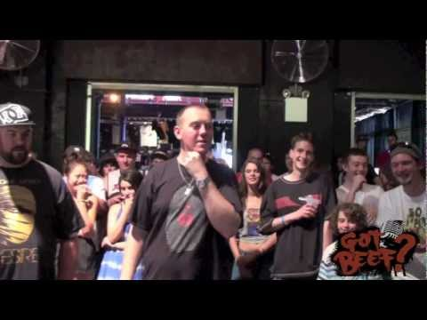 GOT BEEF? - 2012 - Lariken/Gospel vs Mythz/Hatrix