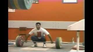 getlinkyoutube.com-Szymon Kolecki and George Asanidze snatch training