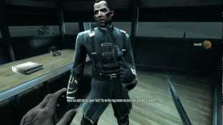 getlinkyoutube.com-Dishonored- High Chaos Final Mission, Kingsparrow Island with various outcomes