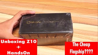 getlinkyoutube.com-Qmobile Z10 Unboxing | The Cheap Flagship King??