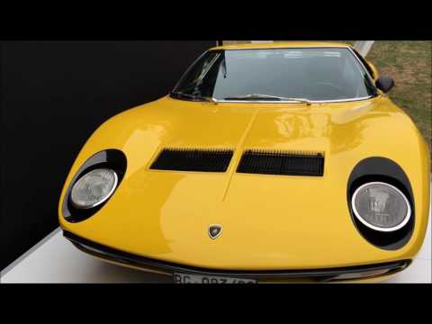 The Cars Of Monterey Car Week
