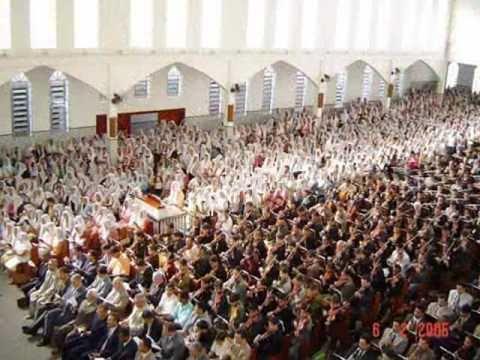 Homenagem aos 100 Anos da Congregação Cristã no Brasil