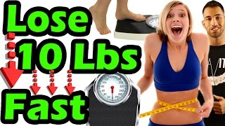 getlinkyoutube.com-Lose 10 Pounds in a Week EFFORTLESSLY Without Counting Calories ➠How to Lose Belly Fat & Weight Fast