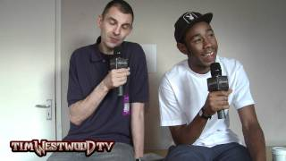 Tyler the creator parle de Chris Brown