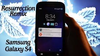 getlinkyoutube.com-Resurrection Remix Lollipop v5.3.6 - Samsung Galaxy S4 - Best AOSP Lollipop ROM - WICKED ANDROID HD