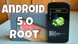 getlinkyoutube.com-Rootear cualquier dispositivo con Android 5.0 y superior