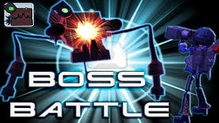 getlinkyoutube.com-Microvolts- Boss Battle SUCCESS!
