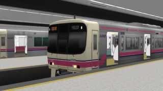 getlinkyoutube.com-RailSim 京王PV
