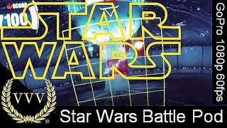 getlinkyoutube.com-Star Wars Battle Pod -  GoPro 1080p 60fps