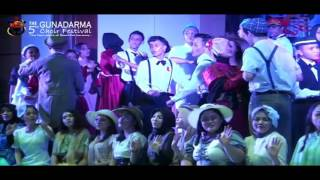 My Heart Will Go On - PASTIE at 5th Gunadarma Choir Festival 2017