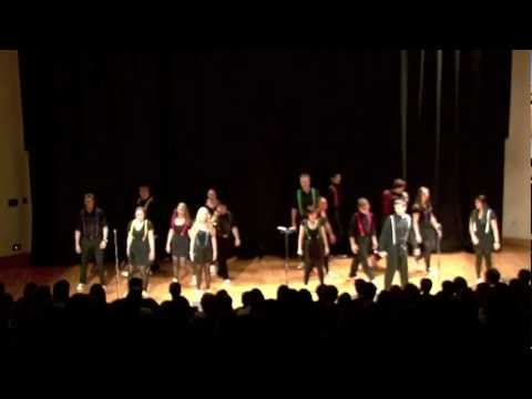 C Flat Run- ICCA Great Lakes Quarterfinal 2013