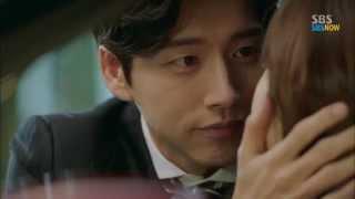 getlinkyoutube.com-SBS [닥터이방인] - 재준(박해진)과 수현(강소라)의 차안 키스신