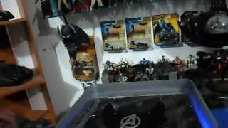 getlinkyoutube.com-Marvel Cinematic Universe - Phase One: Avengers Assembled unboxing latinoamoerica (Mexico)
