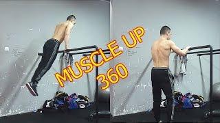 Jak zrobić MUSCLE UP 360 - (PORADNIK)