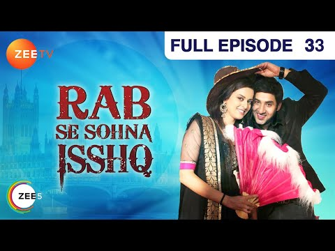 Rab Se Sona Ishq - Watch Full Episode 33 of 29th August 2012