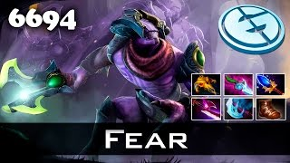 getlinkyoutube.com-Fear Faceless Void - 6694 MMR Dota 2