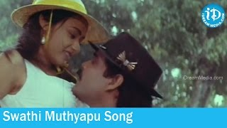 Swathi Muthyapu Jallulalo Song - Prema Yuddham Movie Songs | Nagarjuna | Amala