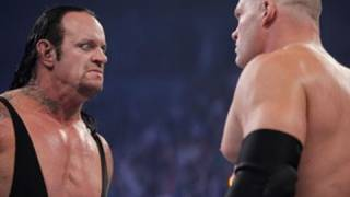 SmackDown: The Undertaker attacks Kane before WWE Bragging Rights width=
