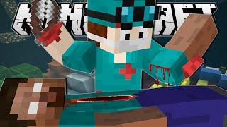 getlinkyoutube.com-Minecraft | HEROBRINE'S OPERATION!! | Custom Map (Part 2)