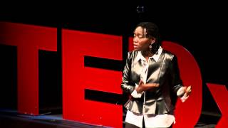 Opportunities unlimited - poverty is no excuse! Auma Obama at TEDxVienna