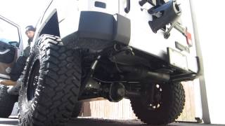 getlinkyoutube.com-2012 Jeep JKU Flowmaster Exhaust