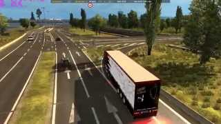 getlinkyoutube.com-Ets2 1.20.1 New Scania V8 Sound