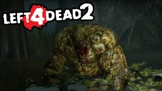 getlinkyoutube.com-Left 4 Dead 2 Funny Moments - Swamp Fever, Charger Fun, and Tank Overkill!