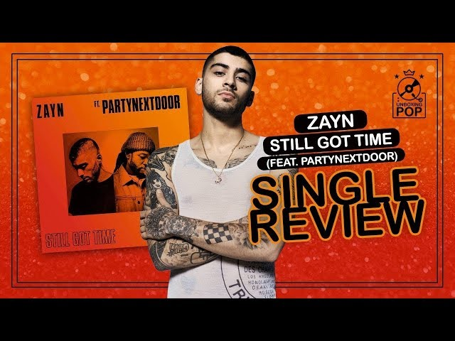 STILL GOT TIME - ZAYN FT PARTYNEXTDOOR  karaoke version ( no vocal ) lyric instrumental