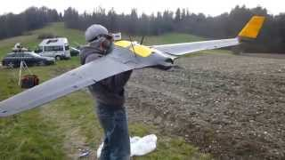 getlinkyoutube.com-X8 SKYWALKER SETUP FPV AEROMODELISME MODEL PLANE vol immersion