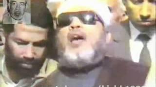 getlinkyoutube.com-فيديو نادر جدا للشيخ كشك  - في جنازة اللواء صلاح شادي