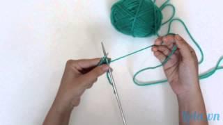 getlinkyoutube.com-Hướng dẫn các bước đan len cơ bản