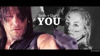 getlinkyoutube.com-Beth + Daryl || TWD || You (5x08)