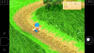 getlinkyoutube.com-Tempat Rahasia Atau Misteri Di Dalam Game - Harvest Moon Back Nature Indonesia