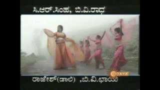 getlinkyoutube.com-CHANDRIKA Udaya TV serial Title Video Song