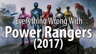 Everything Wrong With The Power Rangers (2017)
