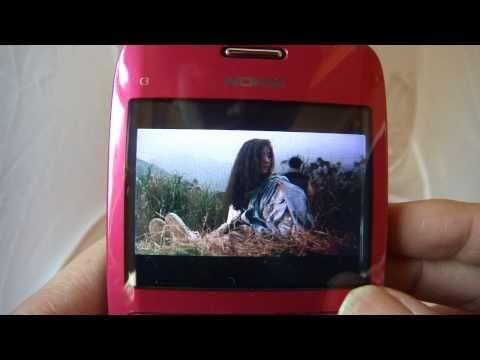 Testing Nokia C3-00