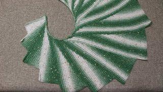 getlinkyoutube.com-Chal Alas de Mariposa Crochet