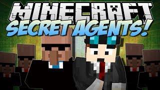 getlinkyoutube.com-Minecraft | SECRET AGENTS! (Exploding Pens, Amazing Gadgets & More!) | Mod Showcase