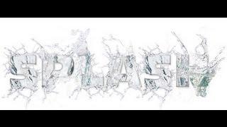 getlinkyoutube.com-Efeito Splash (Explosão d'água)