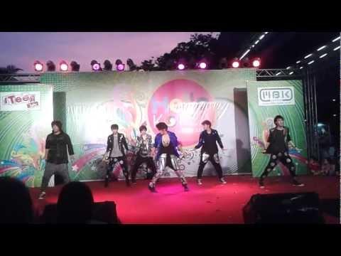120428 Millenium Boy cover EXO-K :: History @ Hello! Korea by MBK&iTeen