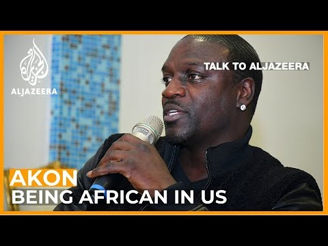 Akon: America was never built for black people