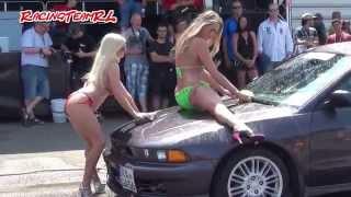 getlinkyoutube.com-Rockford Tuning Day 11.07.2015 Sexy Car Wash Teil 1
