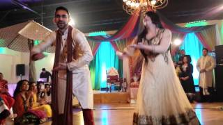 getlinkyoutube.com-Mehndi Dance for Ahson and Hina on March 6, 2015
