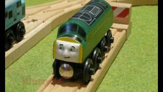 getlinkyoutube.com-Thomas and Friends Special: Tunnel of Trouble (Part 1/2)