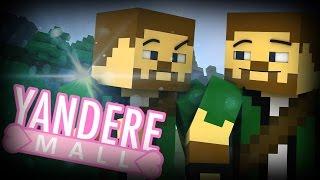 "getlinkyoutube.com-YANDERE MALL! ""2 OF ME!?!?"" (Minecraft Roleplay Adventure) [2]"