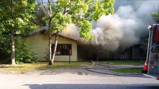 August 18, 2014 Lakeview Structure Fire